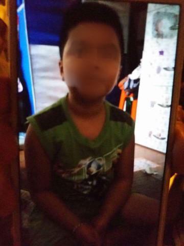 Hành trình chạy trốn khỏi ngục tù của bé trai 10 tuổi nghi bị bố và mẹ kế bạo hành ở Hà Nội-3