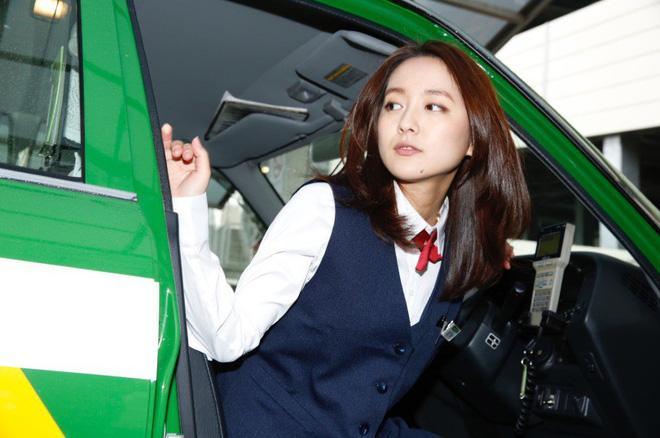 Xao xuyến trước nhan sắc của bóng hồng lái taxi xinh đẹp nhất Nhật Bản-1