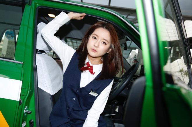 Xao xuyến trước nhan sắc của bóng hồng lái taxi xinh đẹp nhất Nhật Bản-4