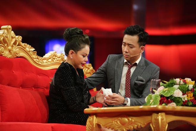 Talk show Lê Giang kể chuyện bị Duy Phương bạo hành đã bị xóa-1