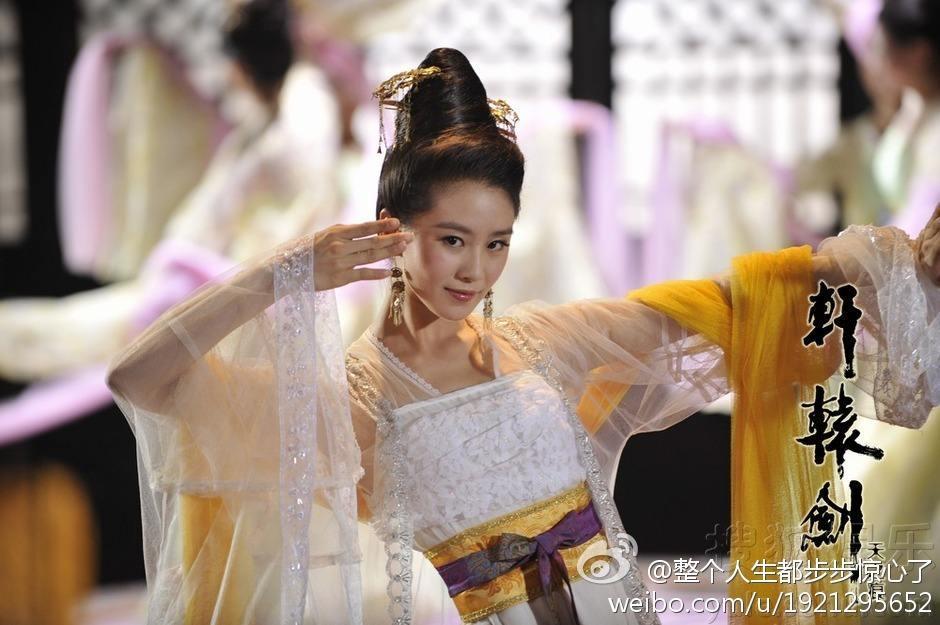 Những điệu múa lay động lòng người của mỹ nhân phim Hoa ngữ-6