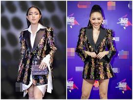 'Đụng hàng' đàn chị Tóc Tiên, fashion icon Châu Bùi vẫn ngời ngời khí chất