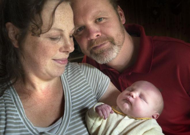 Cặp vợ chồng cố sinh bằng được con gái, đứa trẻ thứ 13 chào đời khiến họ không thốt nên lời-3