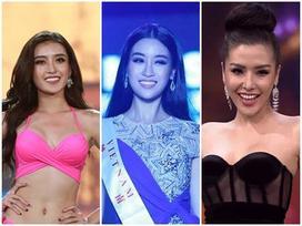 Điểm danh 3 mỹ nhân đưa Việt Nam đứng hạng 19 trên bản đồ sắc đẹp thế giới năm 2017