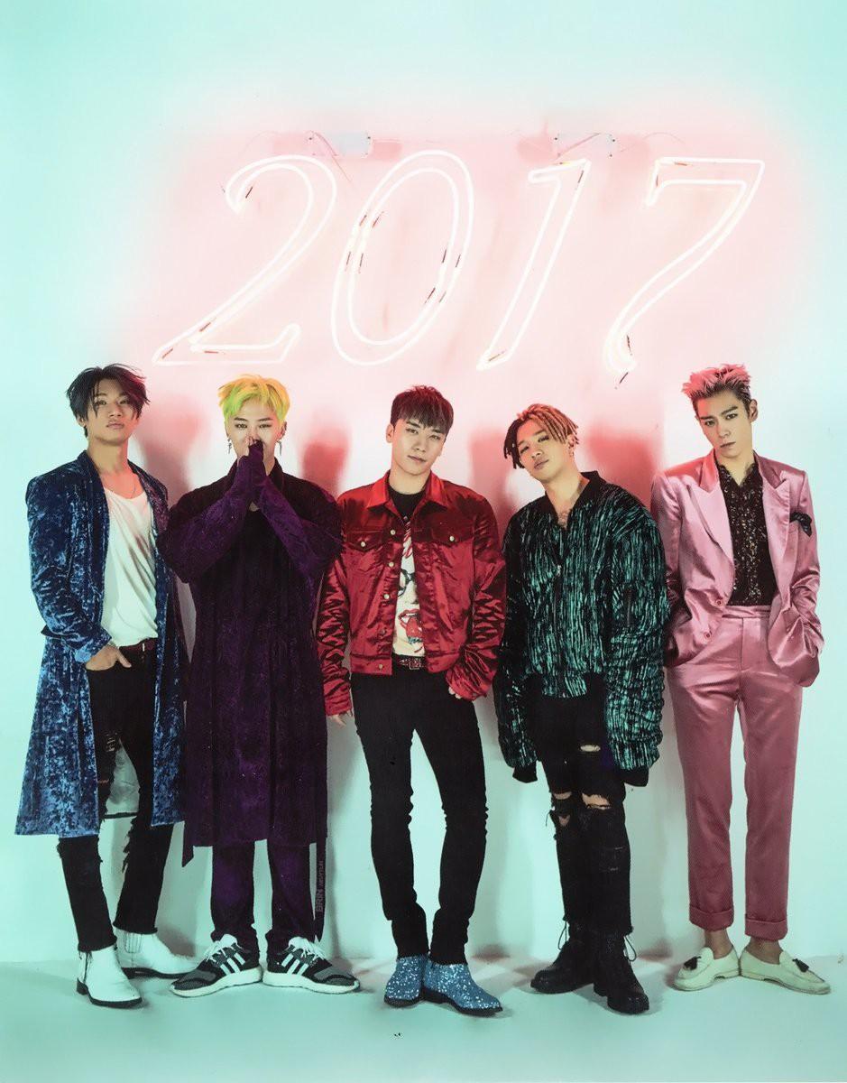 Vượt cả Backstreet Boys, Big Bang trở thành boygroup có doanh số bán nhạc khủng nhất trong lịch sử-1