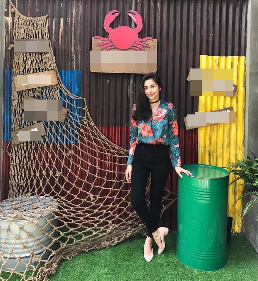Mẹ hai con Tăng Thanh Hà chuộng style giản dị nhưng vẫn chất từng centimet - ảnh 6