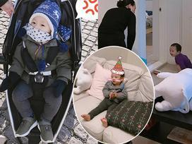 Hot girl - hot boy Việt 8/12: Ly Kute tận hưởng cuộc sống bình yên bên con trai tại Hàn Quốc