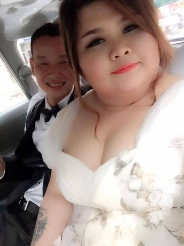 Chuyện tình gây chú ý của cặp đôi Bình Dương vợ 120kg, chồng nặng 60 kí-6