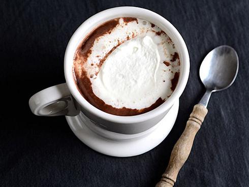 Chocolate nóng - món đồ uống không thể thiếu khi đông về