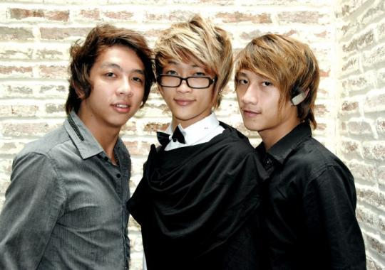 Nhóm HKT thắng giải thưởng âm nhạc trị giá gần 350 triệu đồng tại Trung Quốc-4