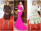 Bất chấp Phạm Hương cá tính nổi bật, Angela Phương Trinh vẫn chiếm spotlight thảm đỏ tuần này