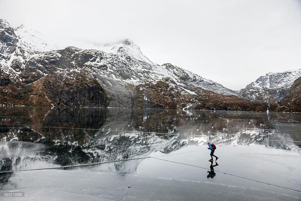 Sân trượt băng tự nhiên tuyệt đẹp trên thế giới-10