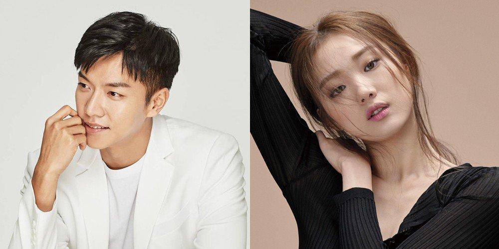 Sao Hàn 8/12: Lee Seung Gi sánh đôi bên tiên nữ cử tạ Lee Sung Kyung-1