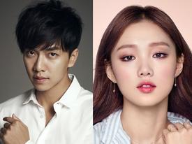 Sao Hàn 8/12: Lee Seung Gi sánh đôi bên 'tiên nữ cử tạ' Lee Sung Kyung