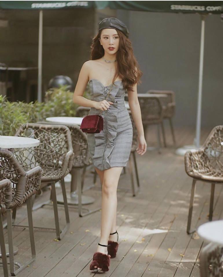 Đồng Ánh Quỳnh chuộng phong cách manly nổi bật nhất street style tuần qua-10