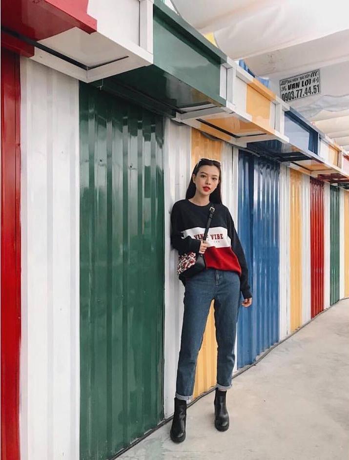 Đồng Ánh Quỳnh chuộng phong cách manly nổi bật nhất street style tuần qua-11