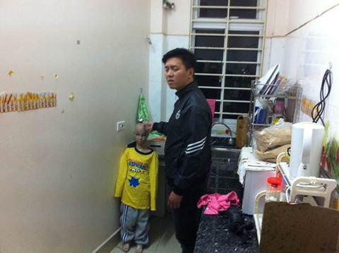 Chi tiết lời khai của người mẹ kế vụ bé trai 10 tuổi bị bạo hành ở Hà Nội-3
