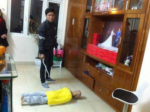 Chi tiết lời khai của người mẹ kế vụ bé trai 10 tuổi bị bạo hành ở Hà Nội-4
