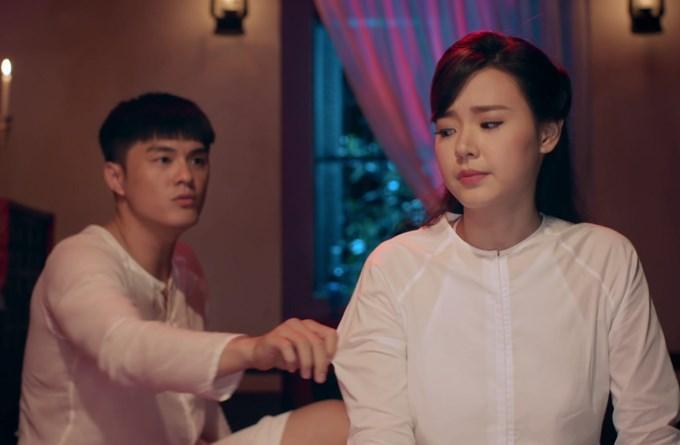 Clip: Hé lộ chuyện tình oan trái chị dâu - em chồng của Midu và Song Luân-2
