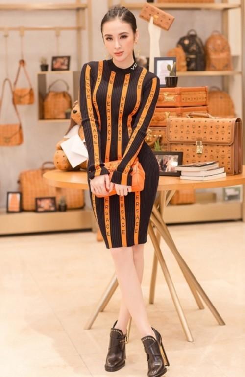 Phạm Hương chi gần 20 triệu, mua phải 'đầm cũ' của Angela Phương Trinh, Huyền Baby-2