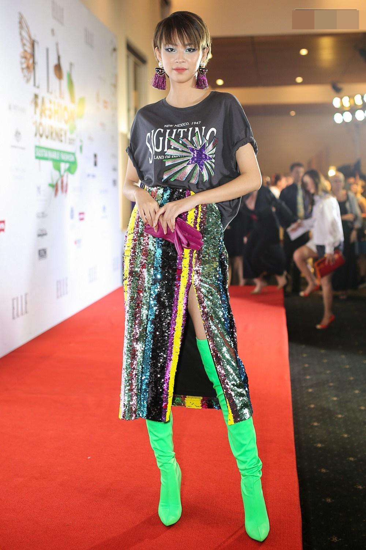 Diva Hồng Nhung lột xác khó hiểu - Thành Lộc phá vỡ quy tắc thời trang lọt top sao xấu-4