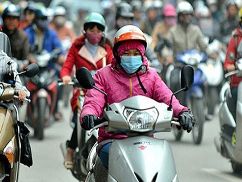 Dự báo thời tiết 9/12: Miền Bắc rét khô, Trung Bộ mưa to-1
