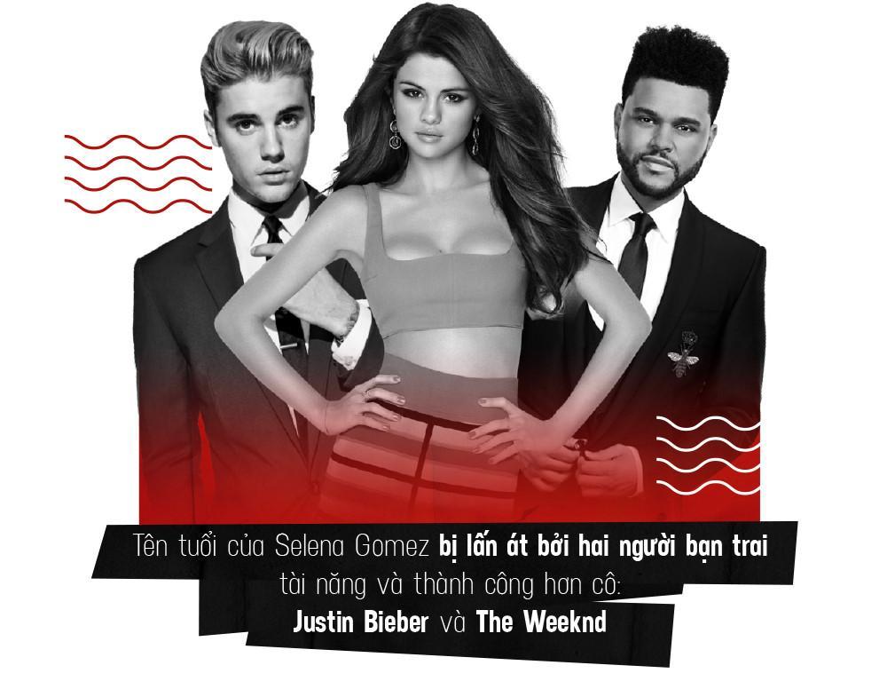Selena Gomez: Nổi nhất 2017 nhờ yêu đương, ghép thận và sống ảo?-9