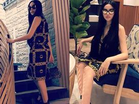 Hot girl - hot boy Việt 9/12: Huyền Baby gây thương nhớ với nhan sắc 'không tuổi'