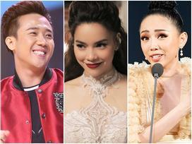 Top 9 'cỗ máy' in tiền khủng nhất làng giải trí Việt Nam năm 2017