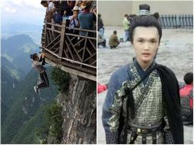 Nam diễn viên Trung Quốc qua đời ở tuổi 23 vì chụp ảnh mạo hiểm