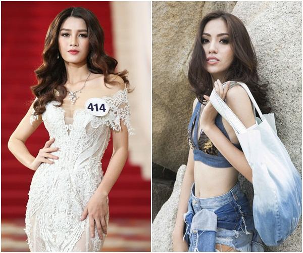 Vượt dàn chân dài đình đám, Vũ Tuyết Trang dẫn đầu thành tích tại Hoa hậu Hoàn vũ Việt Nam 2017-6