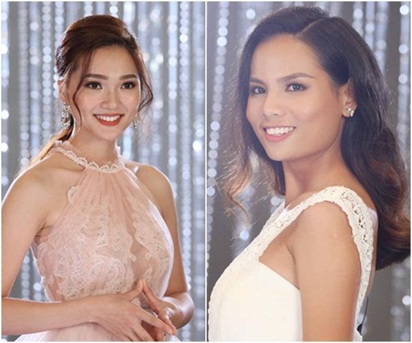 Vượt dàn chân dài đình đám, Vũ Tuyết Trang dẫn đầu thành tích tại Hoa hậu Hoàn vũ Việt Nam 2017-8