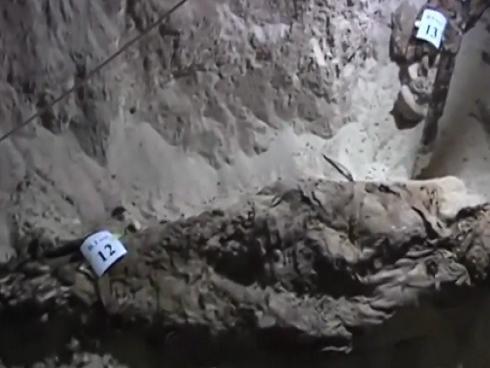 Ai Cập tiết lộ xác ướp trong ngôi mộ 3.500 năm tuổi