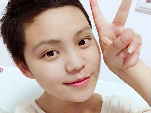 Nhật ký chiến đấu với căn bệnh ung thư của cô gái bị bạn trai bỏ rơi