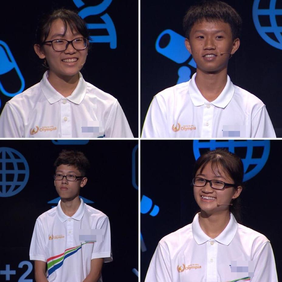 Thí sinh khiến MC Diệp Chi đứng hình khi nói nhanh như gió tại cuộc thi tuần 2 của Olympia-1