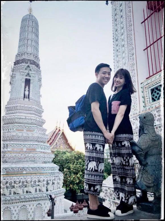 Trấn Thành và Hari Won diện đồ chói chang không liên quan kỉ niệm 700 ngày yêu nhau-6