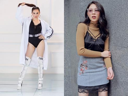 Không đoạt quán quân, Linh Rin đội Phạm Hương vẫn ghi dấu ấn mạnh tại The Look mùa 1