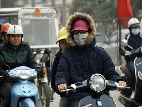 Tin mới thời tiết 11/12: Đón thêm không khí lạnh tăng cường, Hà Nội trời âm u