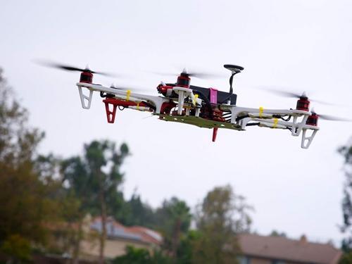 Drone vận chuyển máu đến vùng hẻo lánh