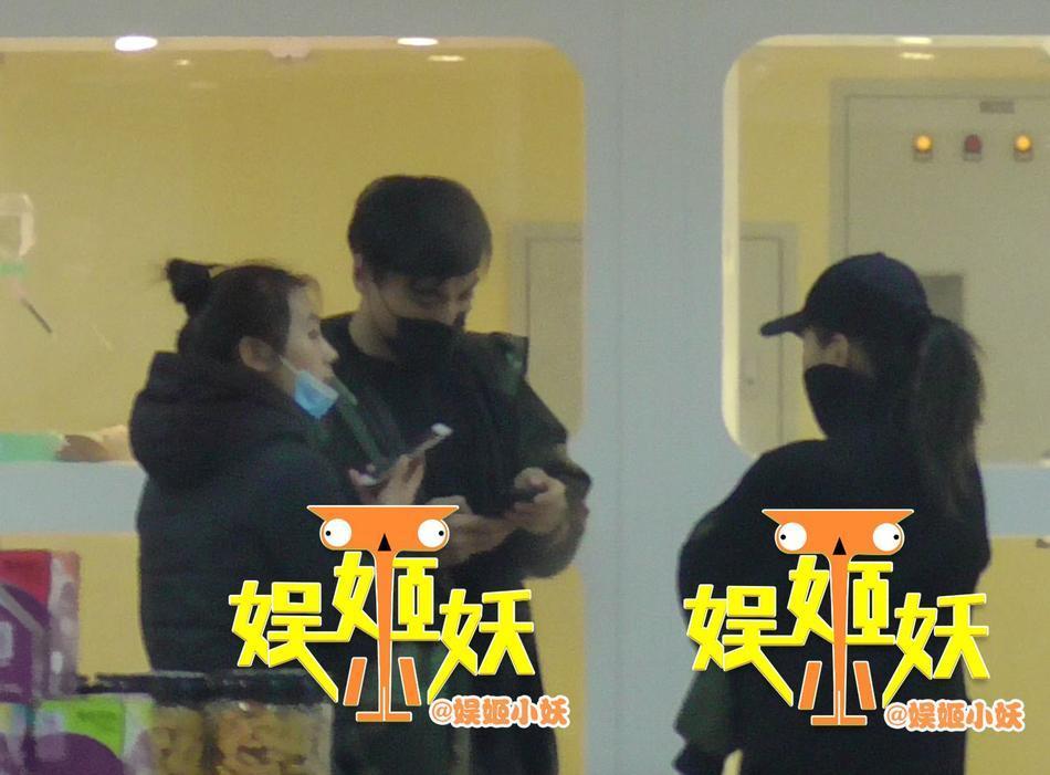Ly hôn được 3 ngày, bạn gái cũ Thích Tiểu Long bị phát hiện thân mật với đàn ông có gia đình-4