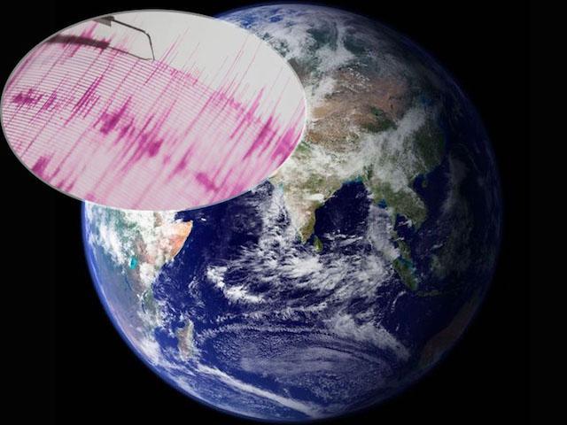 Phát hiện âm thanh bí ẩn phát ra từ lòng đất