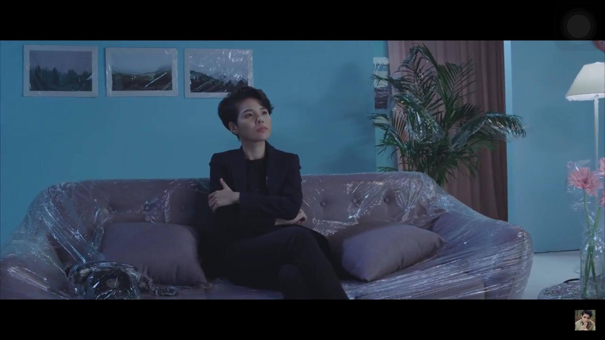 Vũ Cát Tường biến đổi ngoạn mục từ manly sang nữ tính trong MV mới trình làng-3