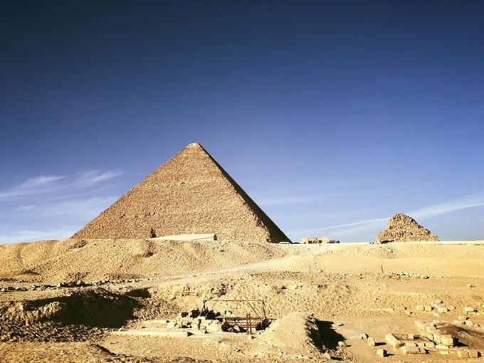 Hồng Ánh ấn tượng với Ai Cập bụi bặm, xô bồ nhưng huy hoàng-4