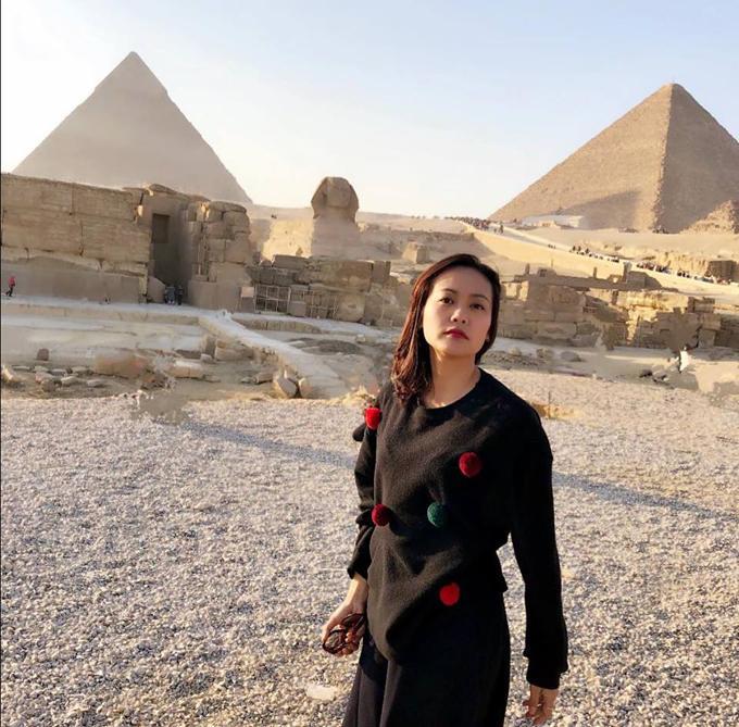 Hồng Ánh ấn tượng với Ai Cập bụi bặm, xô bồ nhưng huy hoàng-5