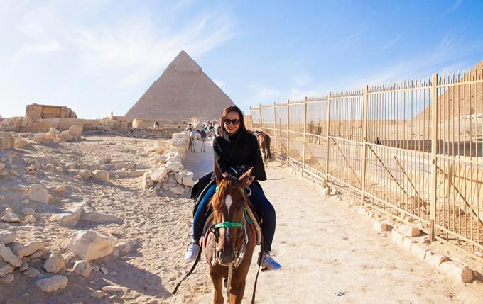 Hồng Ánh ấn tượng với Ai Cập bụi bặm, xô bồ nhưng huy hoàng-8