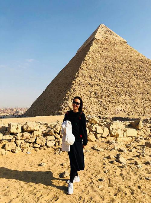 Hồng Ánh ấn tượng với Ai Cập bụi bặm, xô bồ nhưng huy hoàng-9