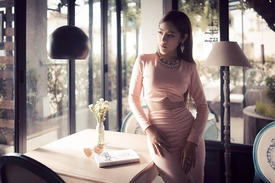 Khám phá gu thời trang của Dung Doll - cô gái sexy và drama nhất The Look mùa đầu-3