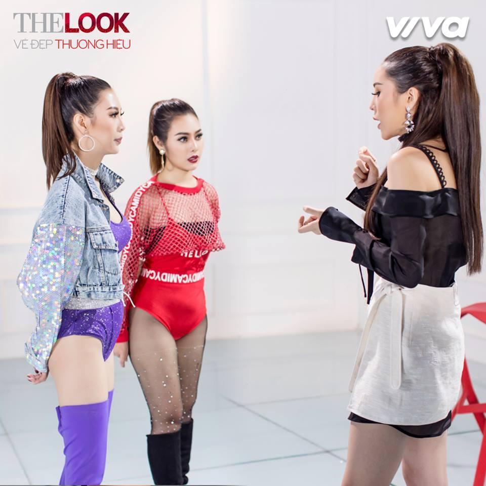 Khám phá gu thời trang của Dung Doll - cô gái sexy và drama nhất The Look mùa đầu-1