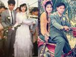 Giới trẻ Việt đua nhau khoe ảnh cưới thời 'ông bà anh' khiến ai nhìn cũng mê