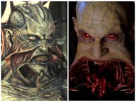 Điểm danh những con quái vật đáng sợ nhất trong phim kinh dị